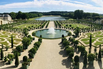 Palace of Versailles Gardens and Fountains-2
