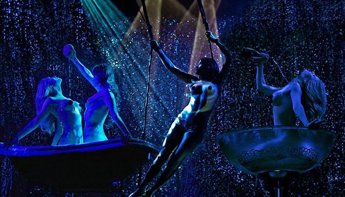 Best Vegas Adult Shows - X Burlesque