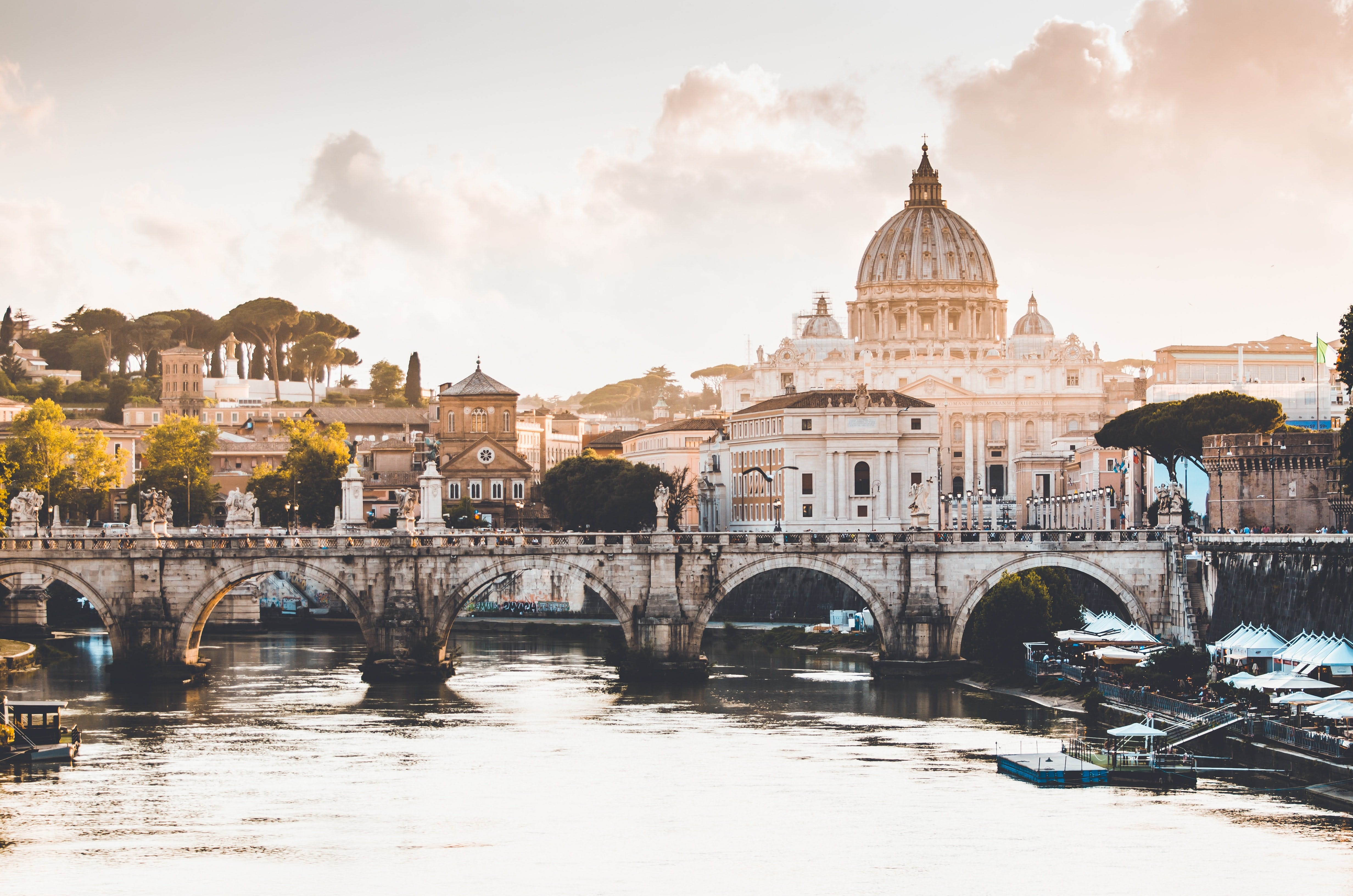 Explore The Best Of Rome In A Day With This 24 Hour Itinerary