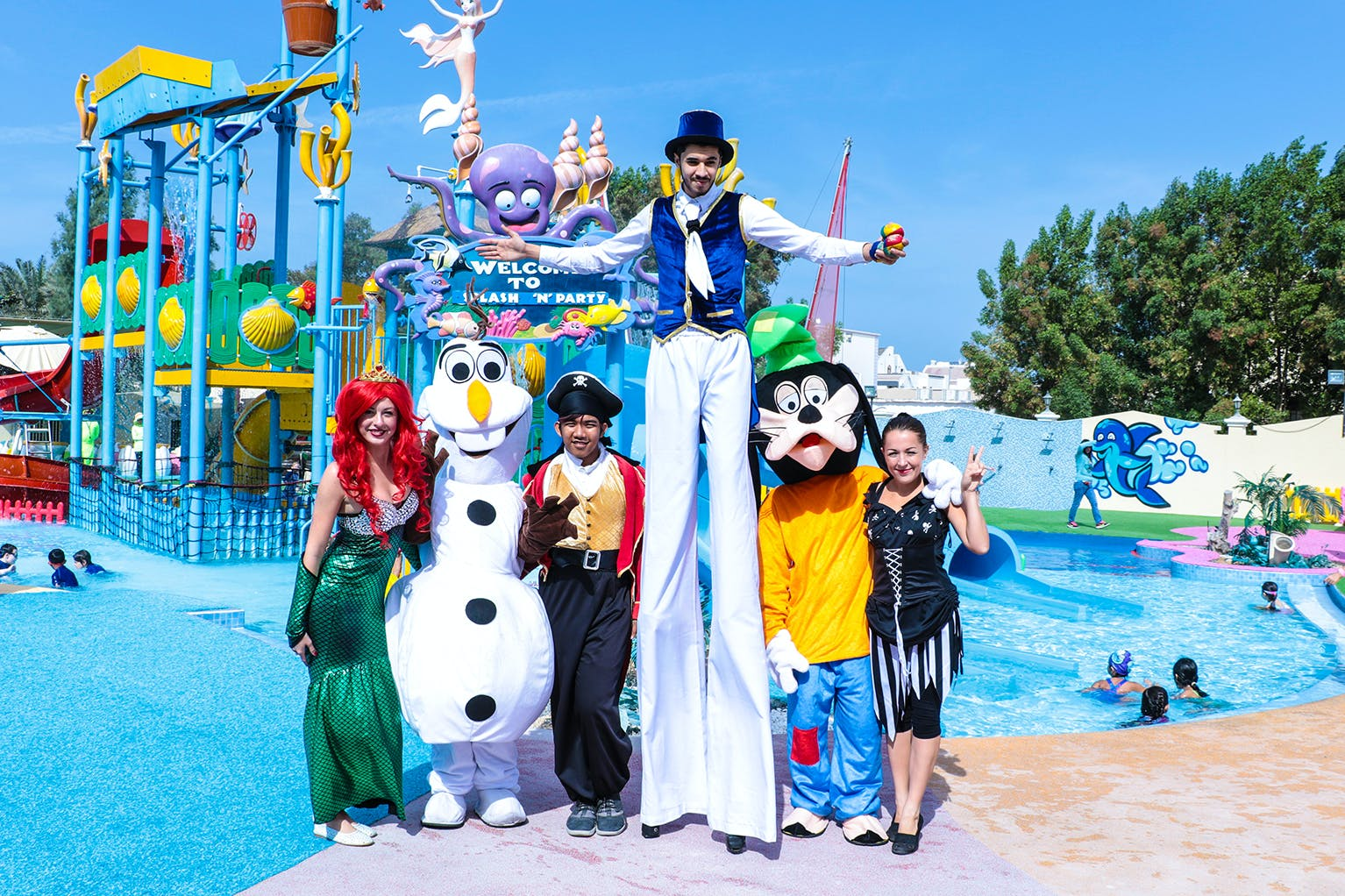 Best Theme Parks in Dubai - Splash n Fun - 2