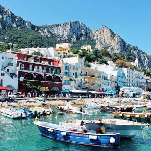 Naples to Capri