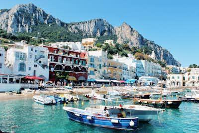 naples to capri day trip