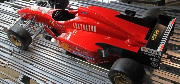 Ferrari Land Salou