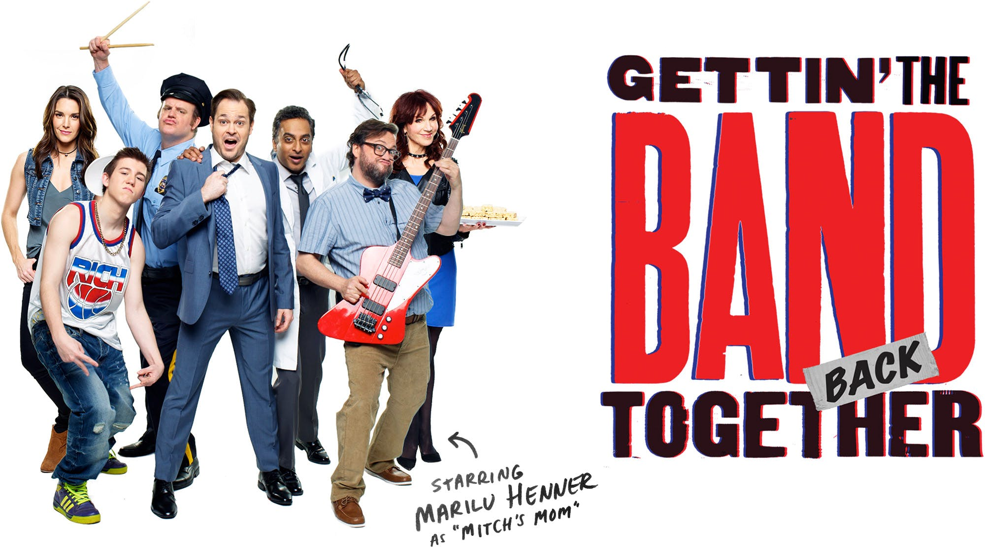 Best Broadway Shows - July 2018 - Gettin' The Band Back Together