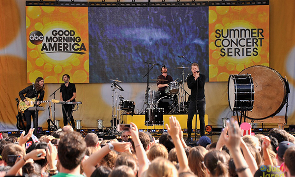 100-things-to-do-in-NYC-Summer-2017-good-morning-america-summer-concert-series