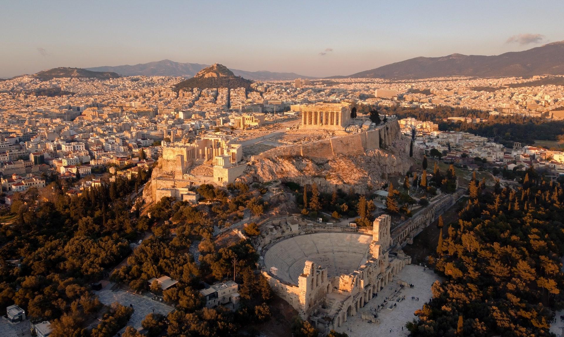 Acropolis tours
