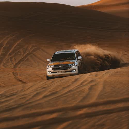 Dubai to Abu Dhabi Day Trip