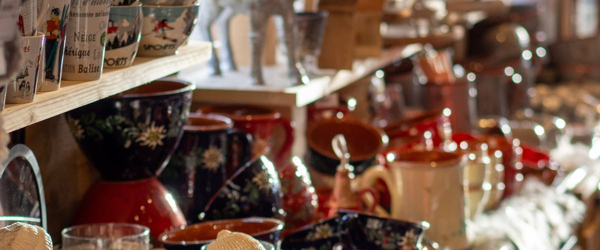 naples to capri_shopping