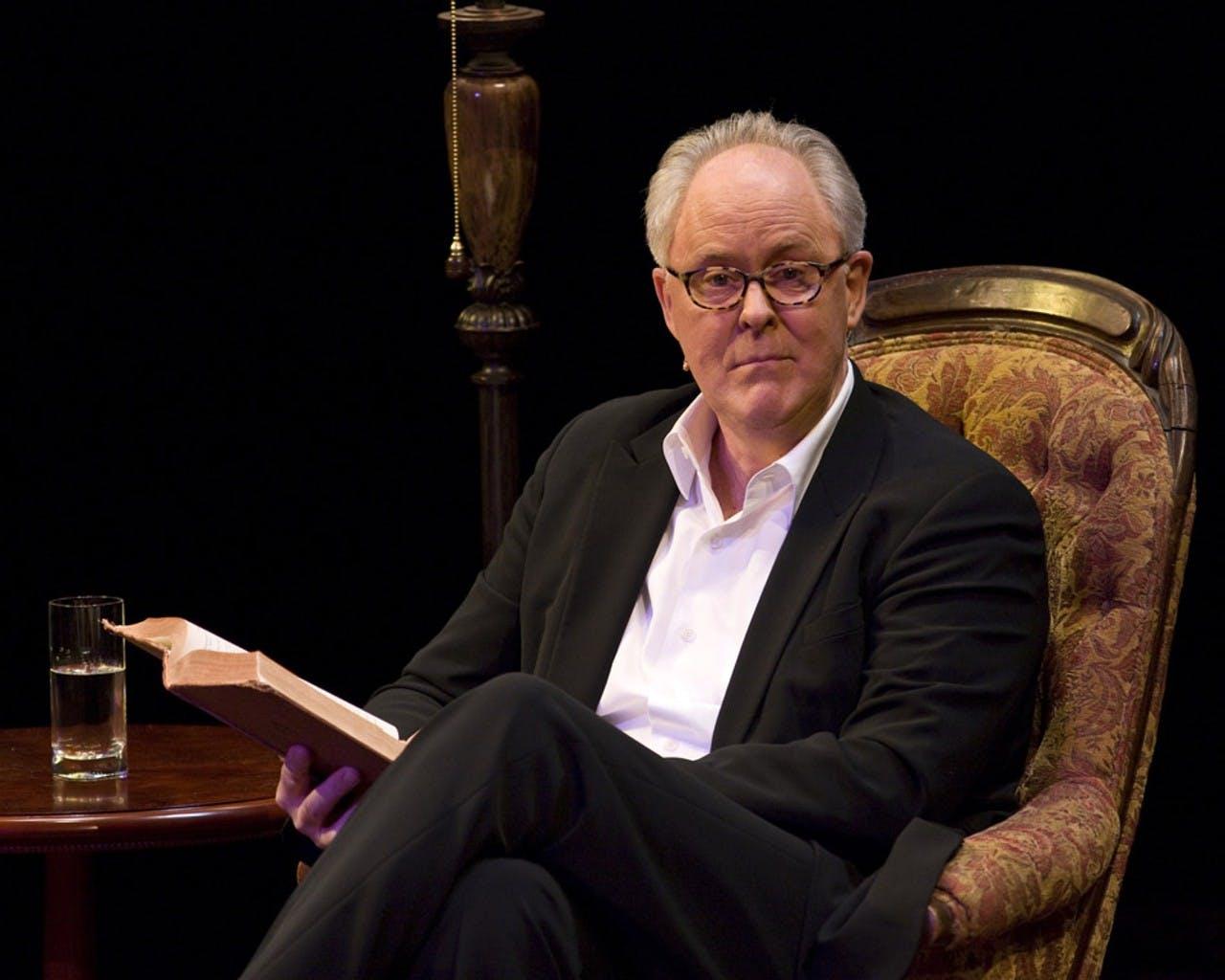 Broadway Week - John Lithgow: Stories by Heart