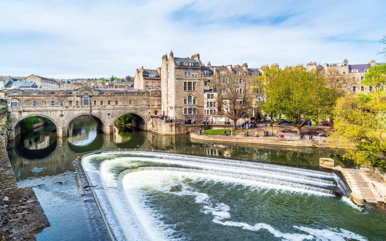 best day trips from london - bath