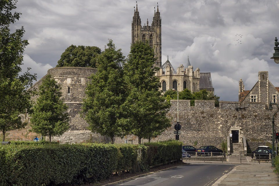 best day trips from london - canterbury