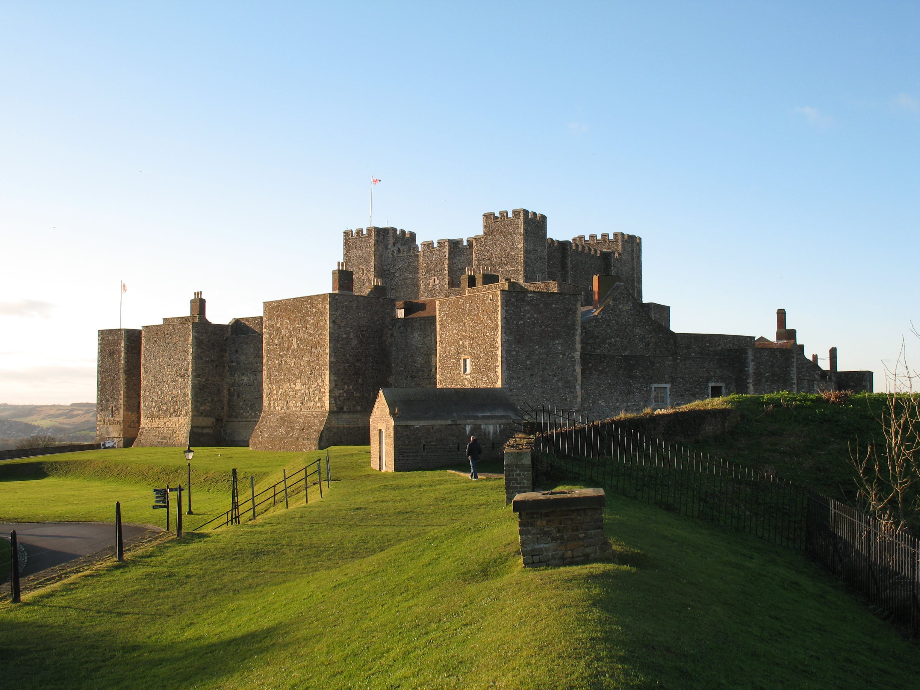 best day trips from london - dover