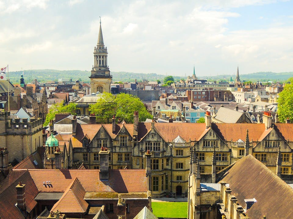 best day trips from london - oxford