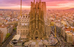 Barcelona in JanuaryItinerary