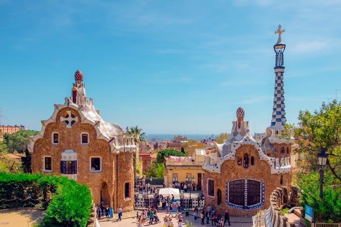 Barcelona in September