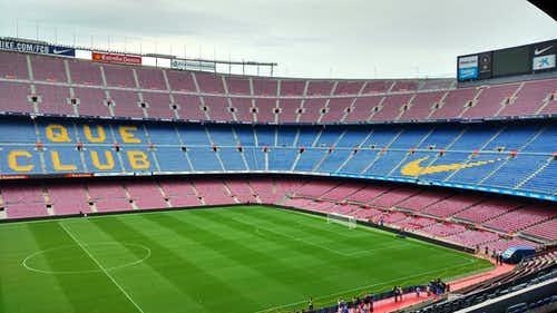 Visit Barcelona Camp Nou