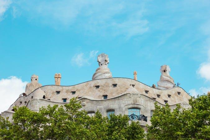 Barcelona in October