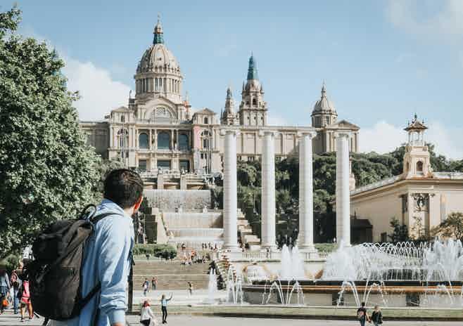 Barcelona in 3 days - gothic quarter