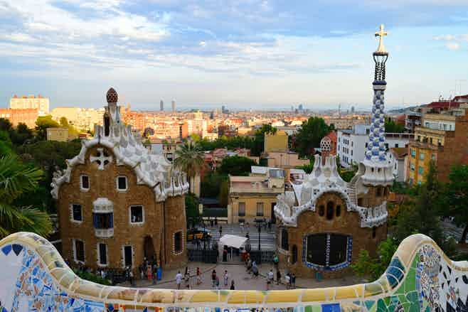 Barcelona in 3 days - Park Guell