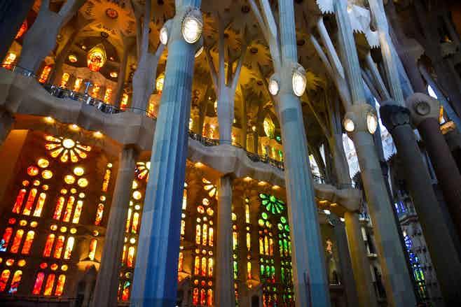 Barcelona in 3 days - sagrada familia