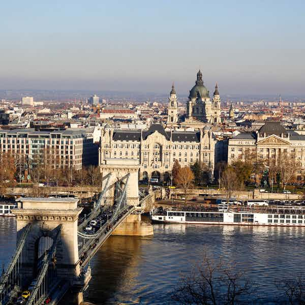 Budapest in March events