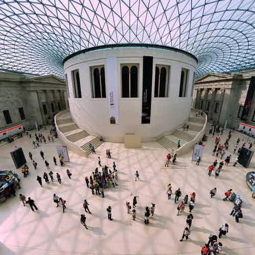 british museum tickets