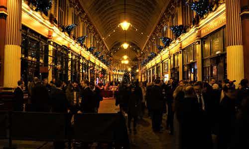 3 Day London Itinerary - Borough Market 1