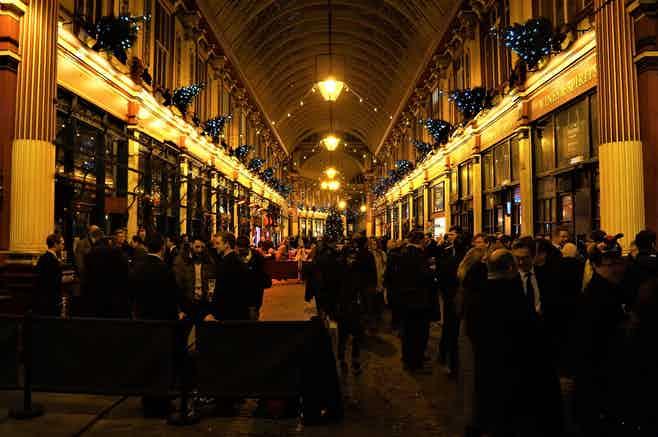 London in 3 days - Borough Market