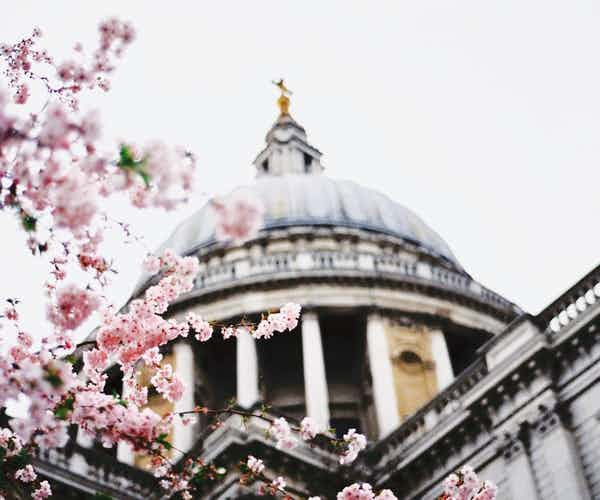 London in March events