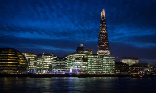 3 Day London Itinerary - The Shard 1