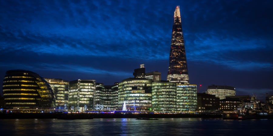 London in May - things to do - The Shard