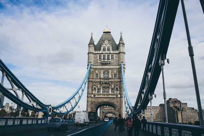 London in 5 days-Tower of London