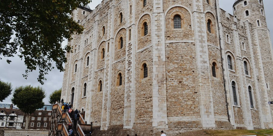 London in May - Tower of London