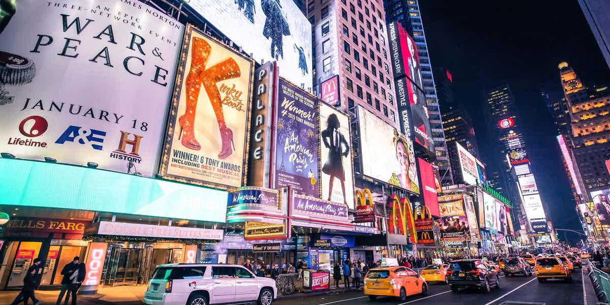 new york theatre guide