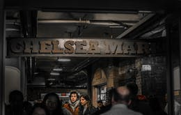 5 days in new york - chelsea market