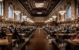 5 days in new york - NYPL
