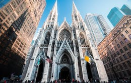 5 days in new york - St. Patrick's Cathedral