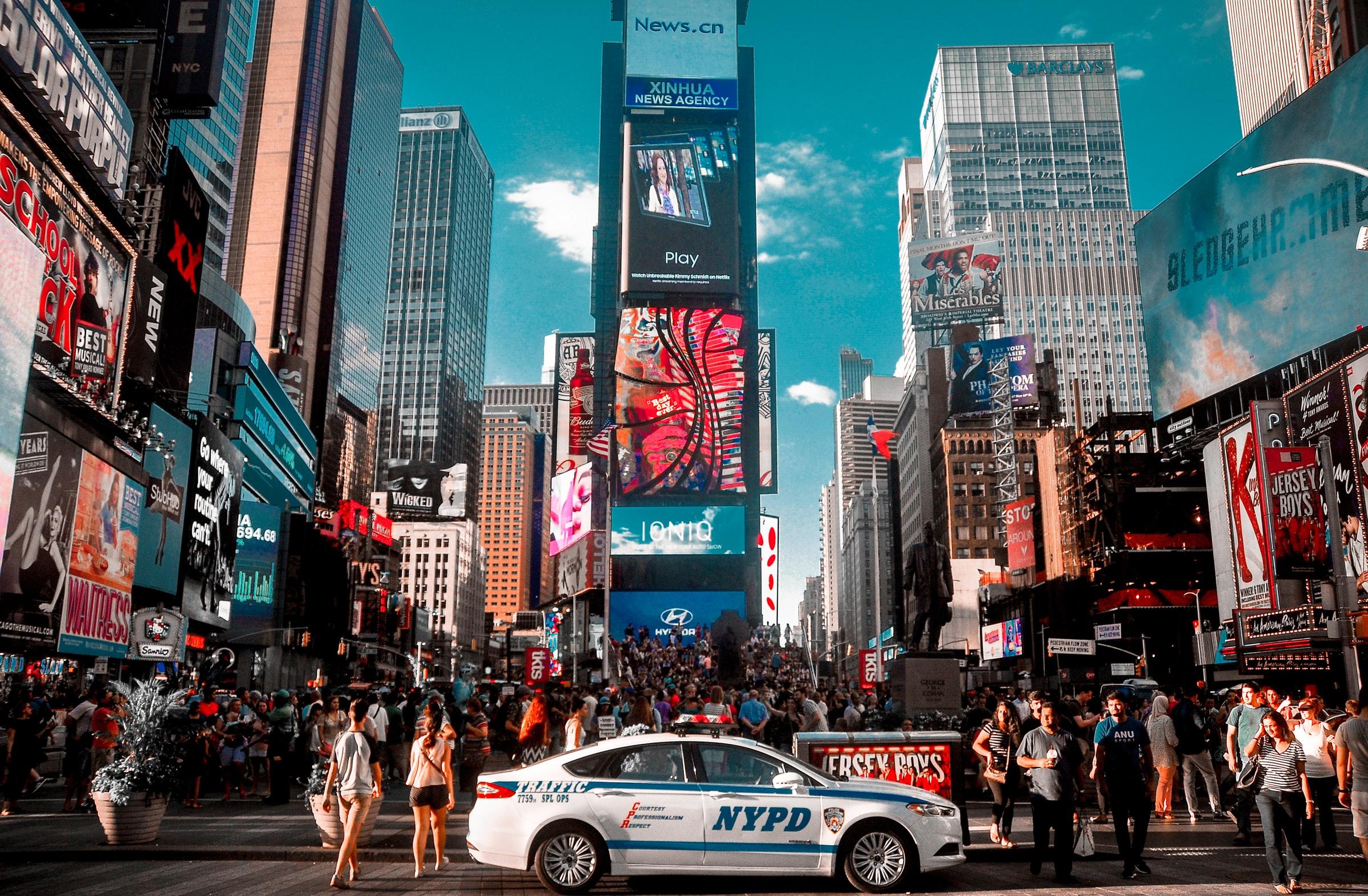 2 Days New York Itinerary