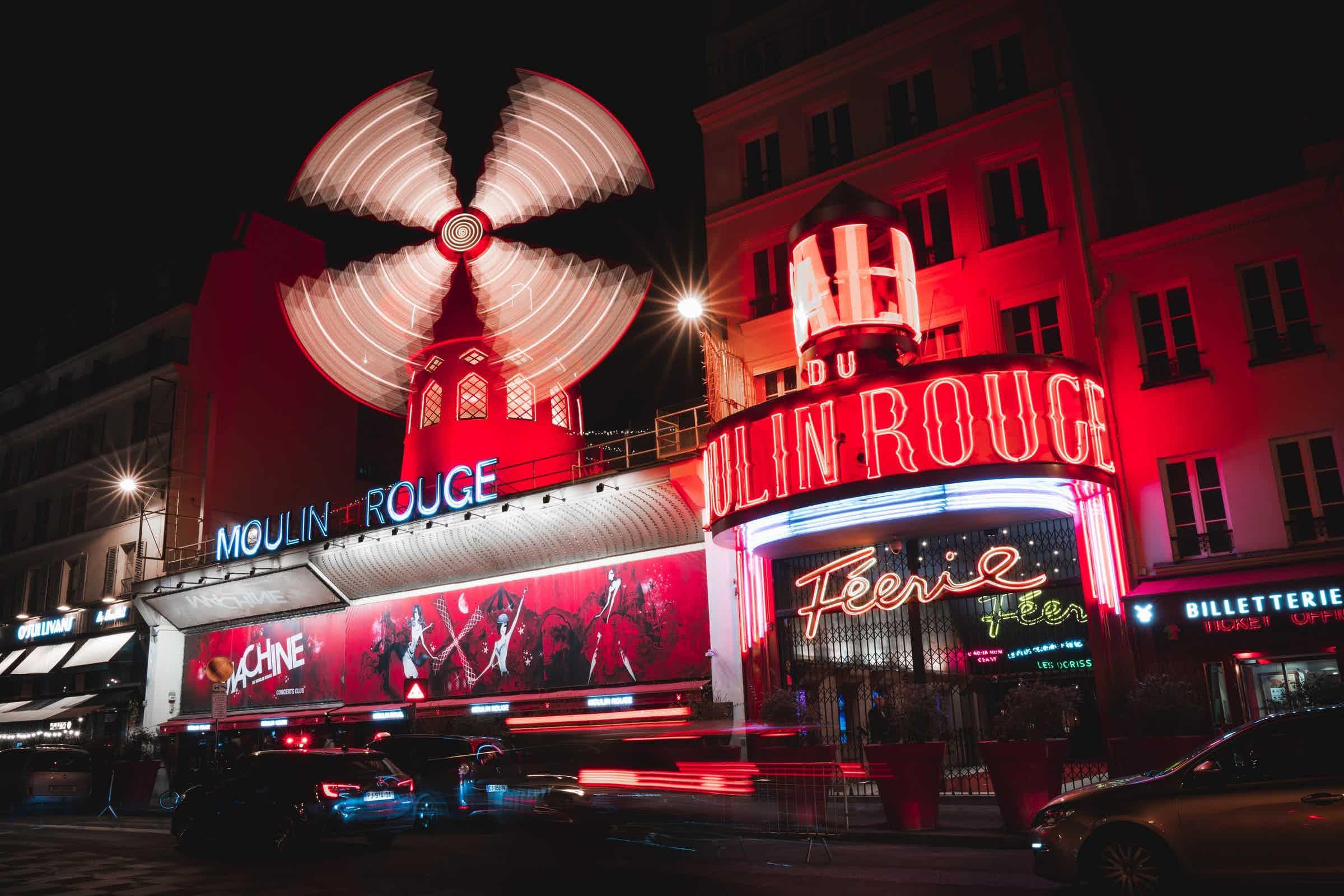 paris in summer paris cabaret
