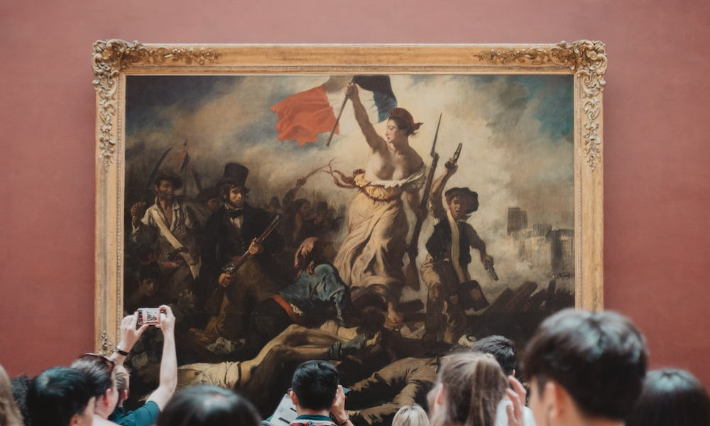 must see at louvre paris