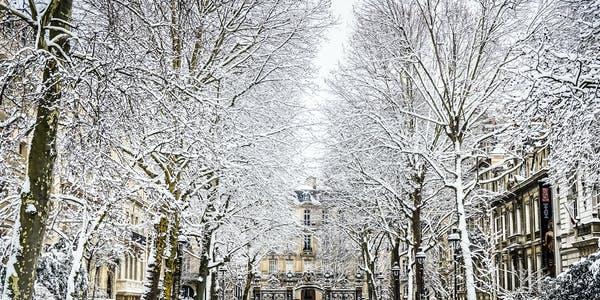 best time to visit paris
