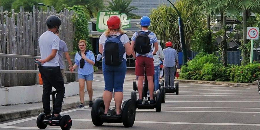 Singapore in August - walking tour