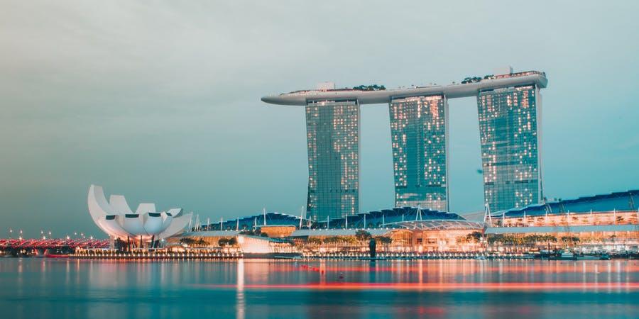 Singapore in April - Madame Tussauds