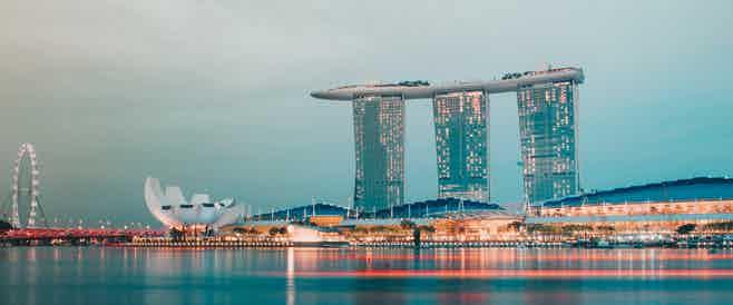 Singapore in April - Delicacies
