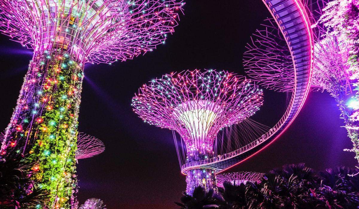 Singapore in December