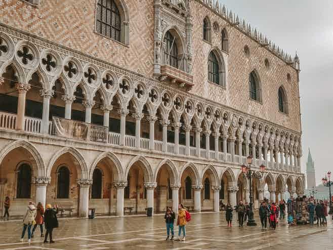Venice in 2 days - Doge's Palace