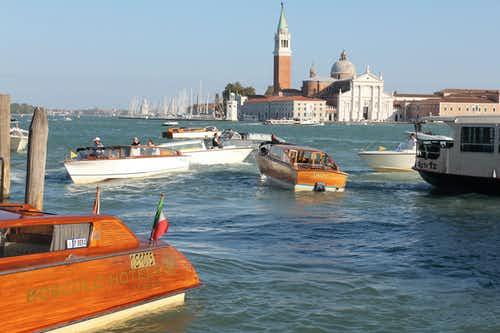Venice in April - 2