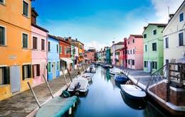 2 days in Venice-Murano, Burano & Torcello Islands