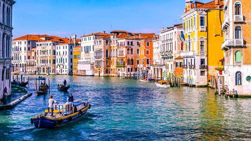 visit Venice in Marchr- Itineraries