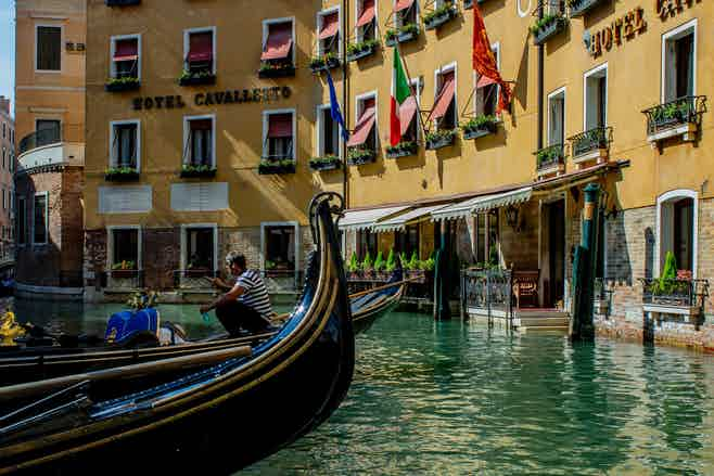 Venice in April- what to eat